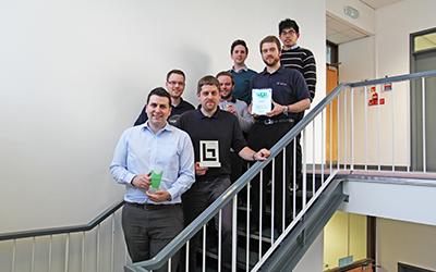 Fantastic fifth win for Eureka Solutions at Sage Developer Awards