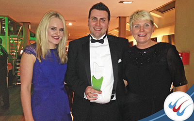 Eureka Solutions commended as Custom Solution Partner of the Year by Sage UK
