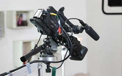 Filming Corporate Videos