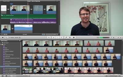 Editing Corporate Videos