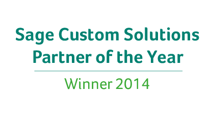 Award Winning Sage Partner
