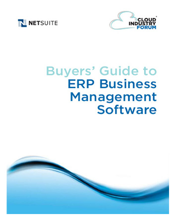 Buyers Guide to ERP