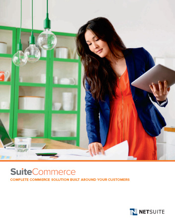 NetSuite SuiteCommerce Whitepaper