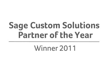 Sage Partner of the year 20111