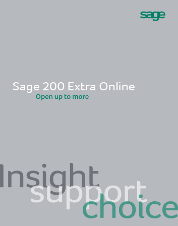 Sage 200 Extra Online Whitepaper