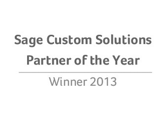 Sage Partner of the year 2013