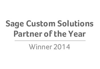 Sage Partner of the year 2014