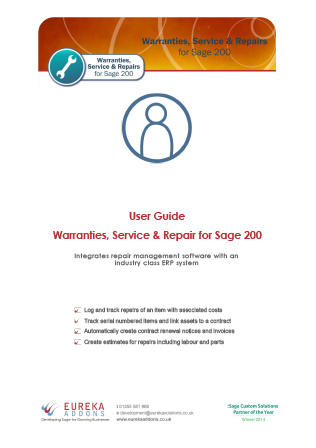 WSR User Guide