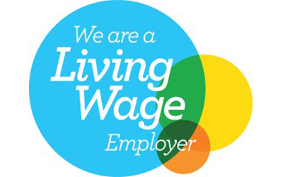 Eureka Solutions Accredited as a Living Wage Employer
