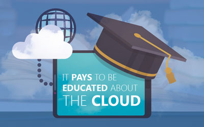 It Pays To Be Educated About The Cloud