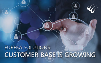 Eureka Solutions Customer Base Continues To Grow