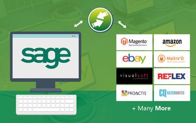 eCommerce Website Integration with Sage 200