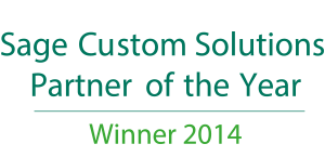 Sage Custom Solutions Award