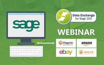 Data Exchange for Sage 200 BP Demo 19/01/17