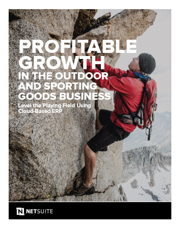 Profitable Growth for Sporting Goods Business