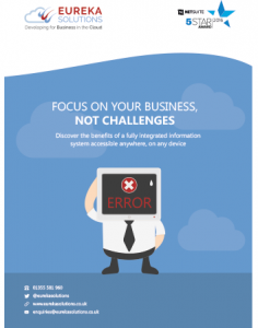 Focus On Your Business, Not Challenges Whitepaper