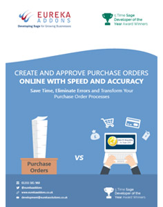 Web Purchase Order Requisitions for Sage 200 Whitepaper