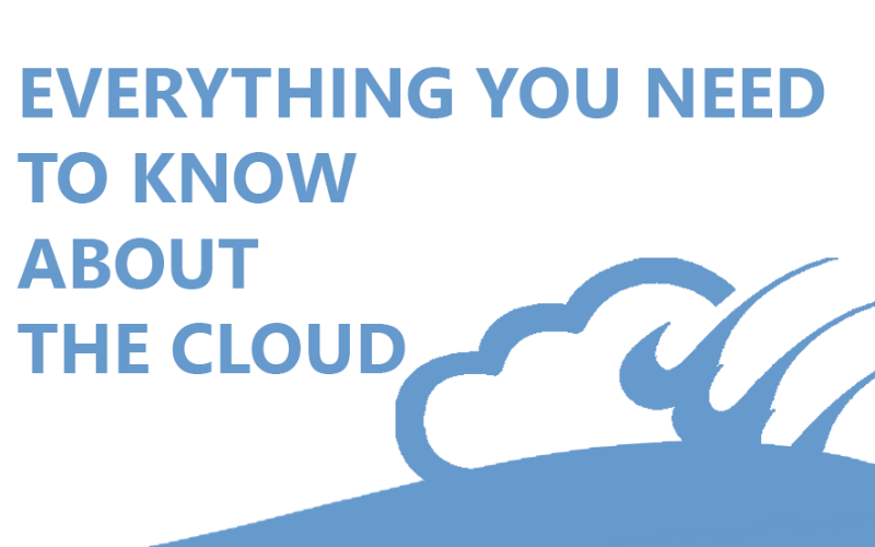 Everything You Need To Know About The Cloud.