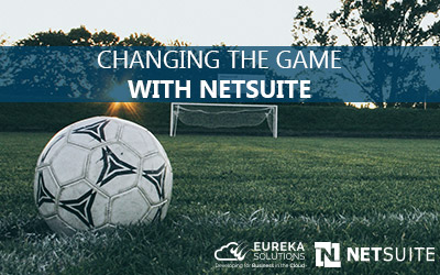 Changing the Game with NetSuite