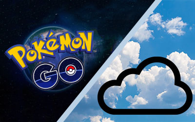 Pokemon Go – if only they had used the cloud.