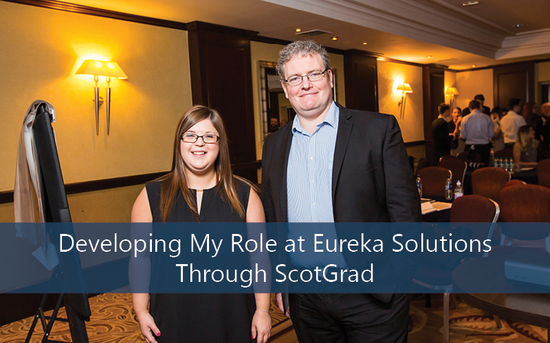 Developing My Role Through ScotGrad Training