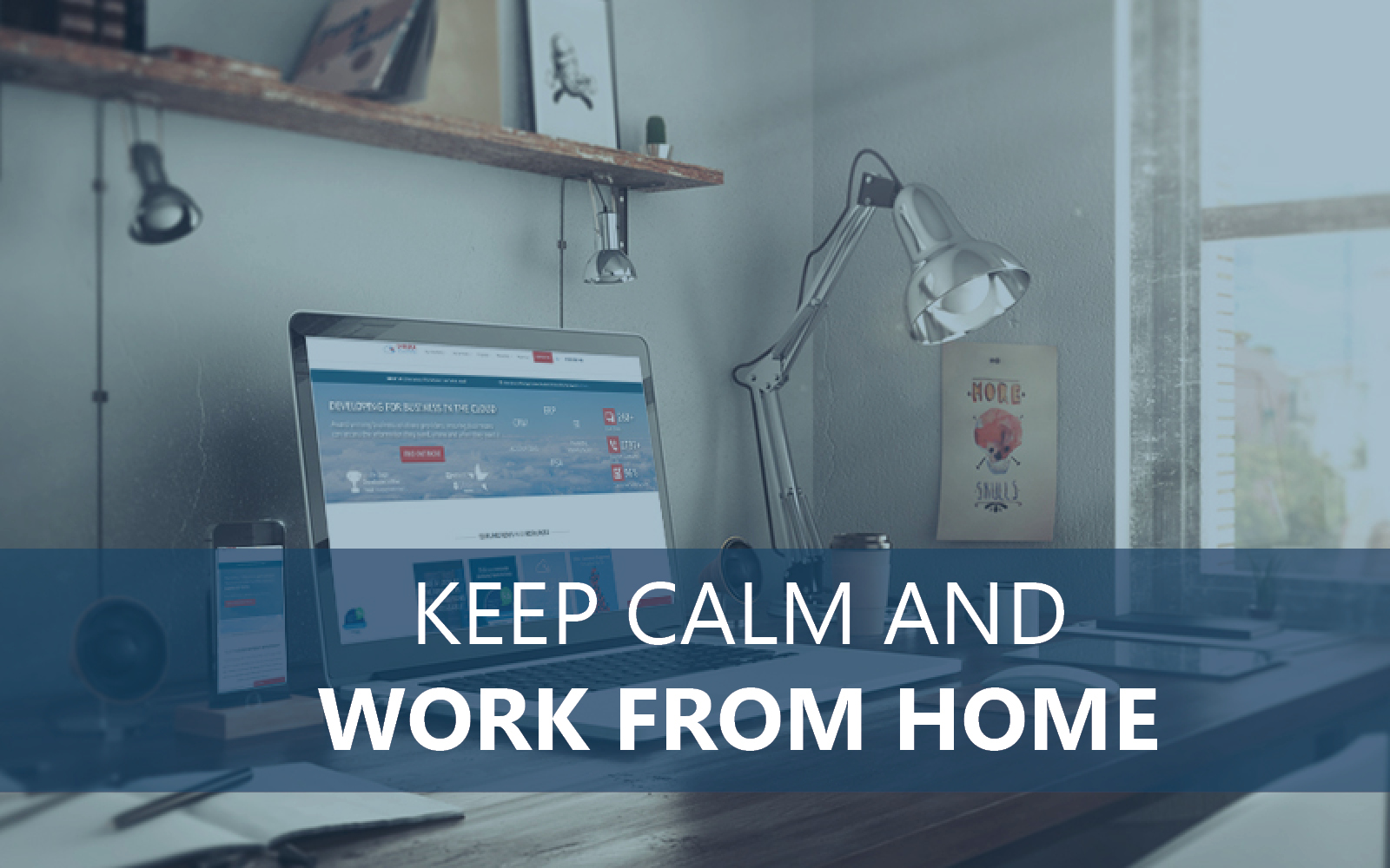 Working from Home – Disaster Doesn't Have To Be Disastrous