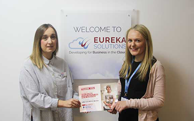 Eureka Solutions Supports the Teenage Cancer Trust
