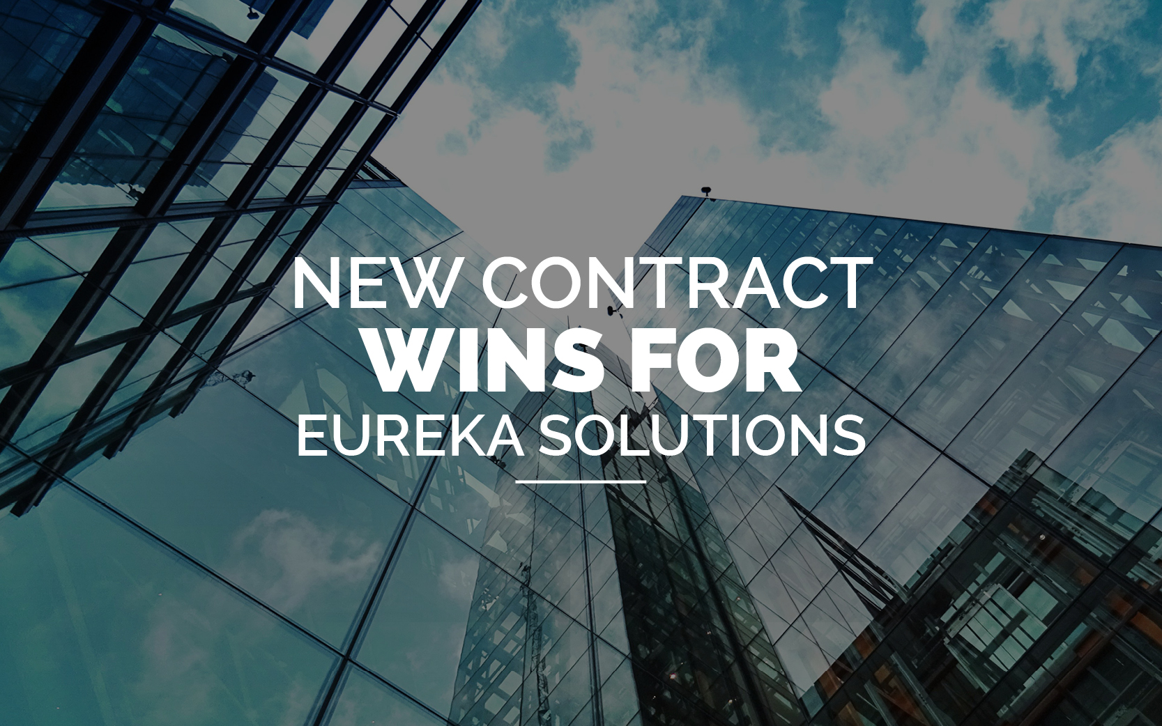 New contract wins for Eureka Solutions
