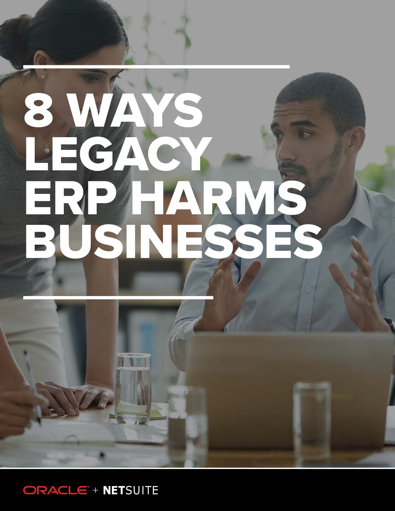 8 Ways Outdated, Legacy ERP Harms Your Business
