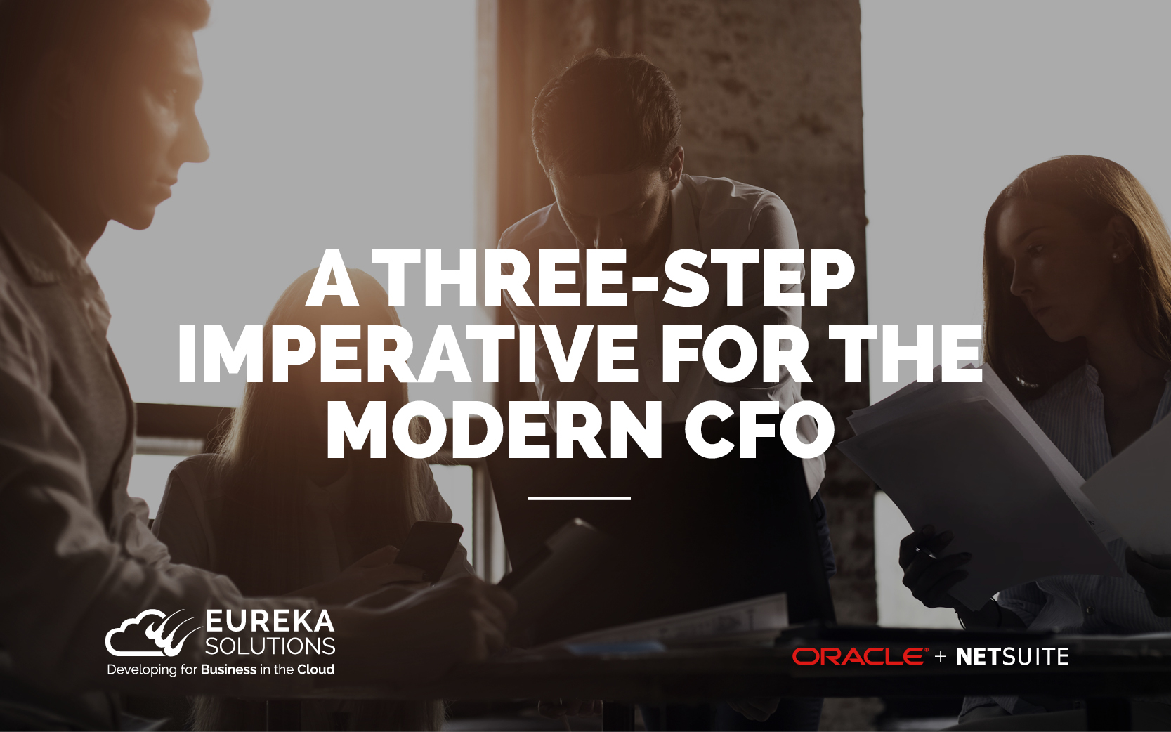 Lead, Transform, Operate: A Three-Step Imperative for the Modern CFO